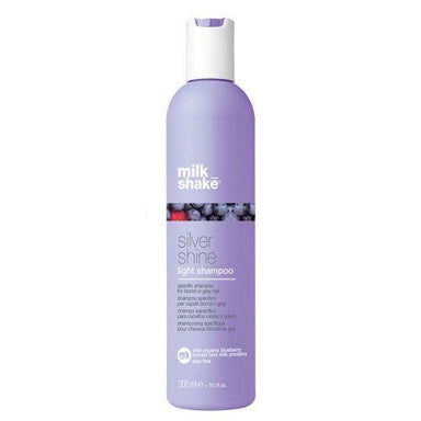 Milk_shake Silver Shine Light Shampoo 300ml - Franklins