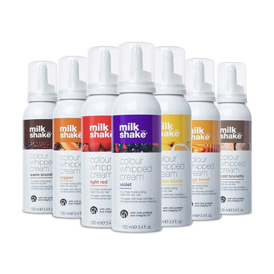 Milk Shake Whipped Colour Cream 100ml - Franklins