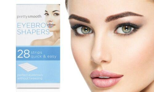 Pretty Smooth Eyebrow Shapers 28pk - Franklins