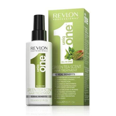 Revlon Professional Uniq One Green Tea Leave In Treatment Spray - Franklins