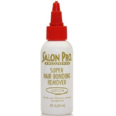 Salon Pro Exclusives Super Hair Bonding Remover Lotion 118ml - Franklins