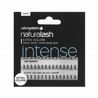 Salon System Naturalash Intense Extra Volume Individual Lashes - Franklins