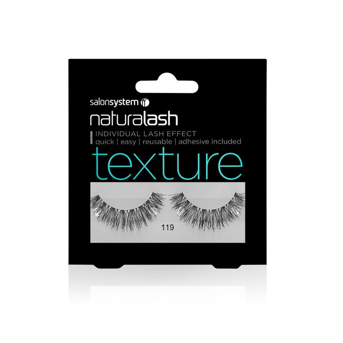 Salon System Naturalash Texture Strip Lashes - Franklins