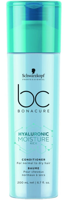 Schwarzkopf BC Hyaluronic Moisture Kick Conditioner 200ml - Franklins