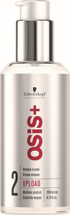 Schwarzkopf OSiS+ Upload Volume Cream 200ml - Franklins