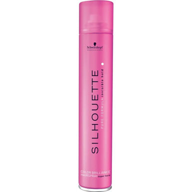Silhouette Color Brilliance Hairspray - Franklins