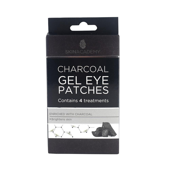 Skin Academy Charcoal Gel Eye Patches - Franklins