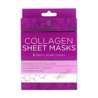 Skin Academy Collagen Sheet Masks - Franklins