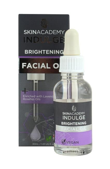 Skin Academy Indulge Brightening Facial Oil 30ml - Franklins