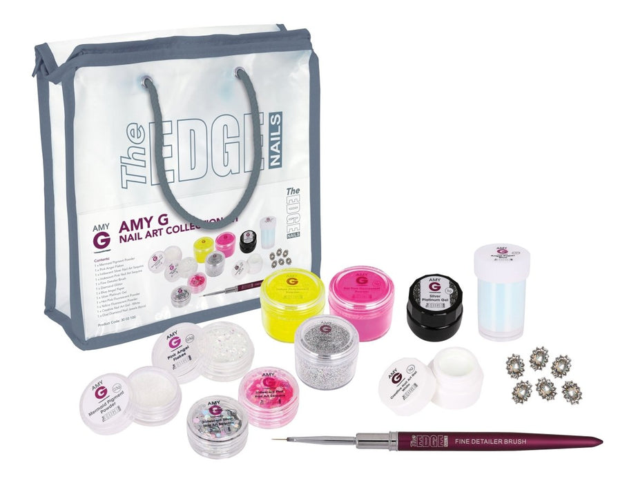 The Edge Nails Amy G Nail Art Collection Kit - Franklins