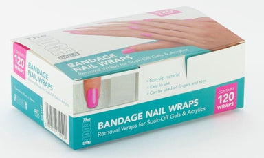 The Edge Nails Bandage Nail Wraps (120) - Franklins
