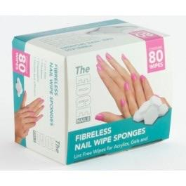 The Edge Nails Fibreless Nail Wipe Sponges (80) - Franklins
