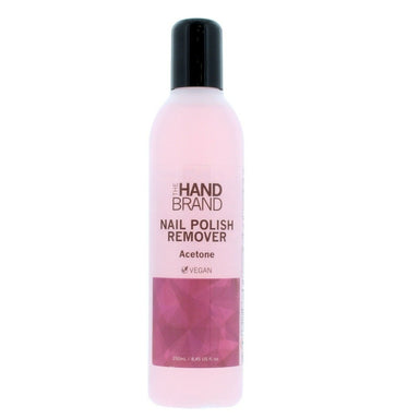 The Hand Brand Nail Polish Remover Acetone 250ml - Franklins
