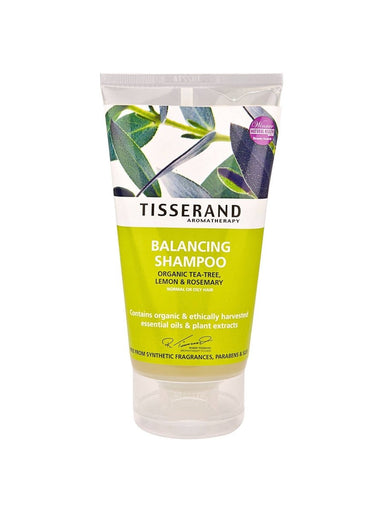 Tisserand Organic Balancing Shampoo 150ml Box Of 6 - Franklins