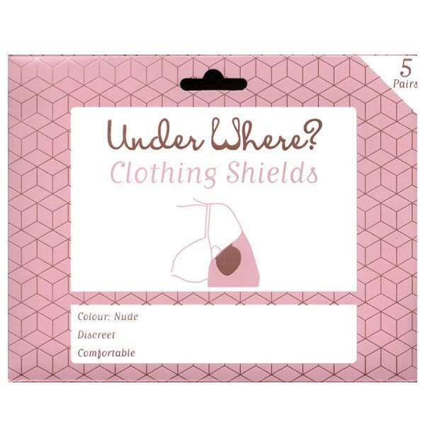 Under Where? Clothing Shields - Franklins