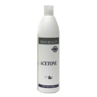 Vines Beauty Acetone 500ml - Franklins