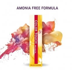 Wella Color Touch Relights Semi Permanent Ammonia Free 60ml - Franklins
