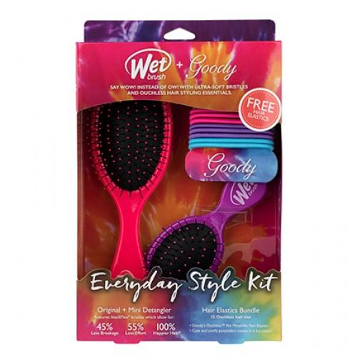 Wet Brush Every Day Style & Goody Kit - Franklins