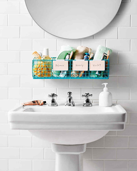 How to Organize Your Bathroom Without The Stress