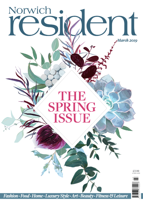 Norwich Resident Spring Issue cover