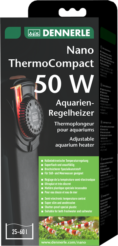 Dennerle Nano Thermo Compact Heater