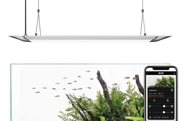 ONF Flat One|The Smart Aquarium Lighting (60cm, Pendant style)