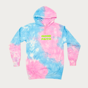 GOOD FAITH TIE DYE HOODIE