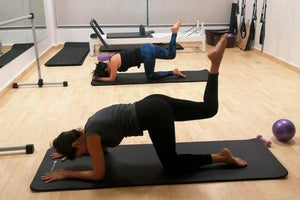 "No somos ""un gimnasio"" - The Pilates Studio Online"