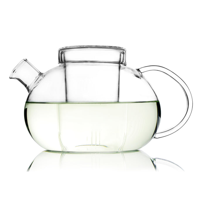 Grace - Glass Teapots with Infuser and Lid 1100ml