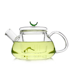 Glass Teapot with Infuser and Lid 300ml - Loarre