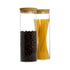Glass Jar with Cork Lid 1100ml - Petrela