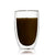 Double Walled Glass Tumbler 400ml (Set of 2) - Azzinoth