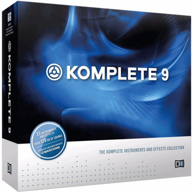 Native Instruments - Komplete 9 [Digital Version]