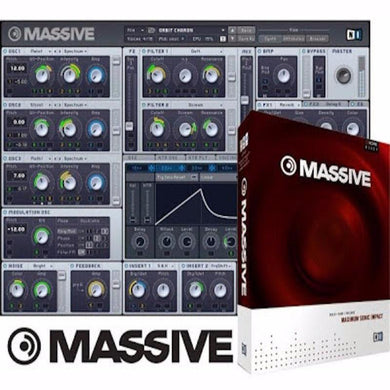 Native Instruments - Massive