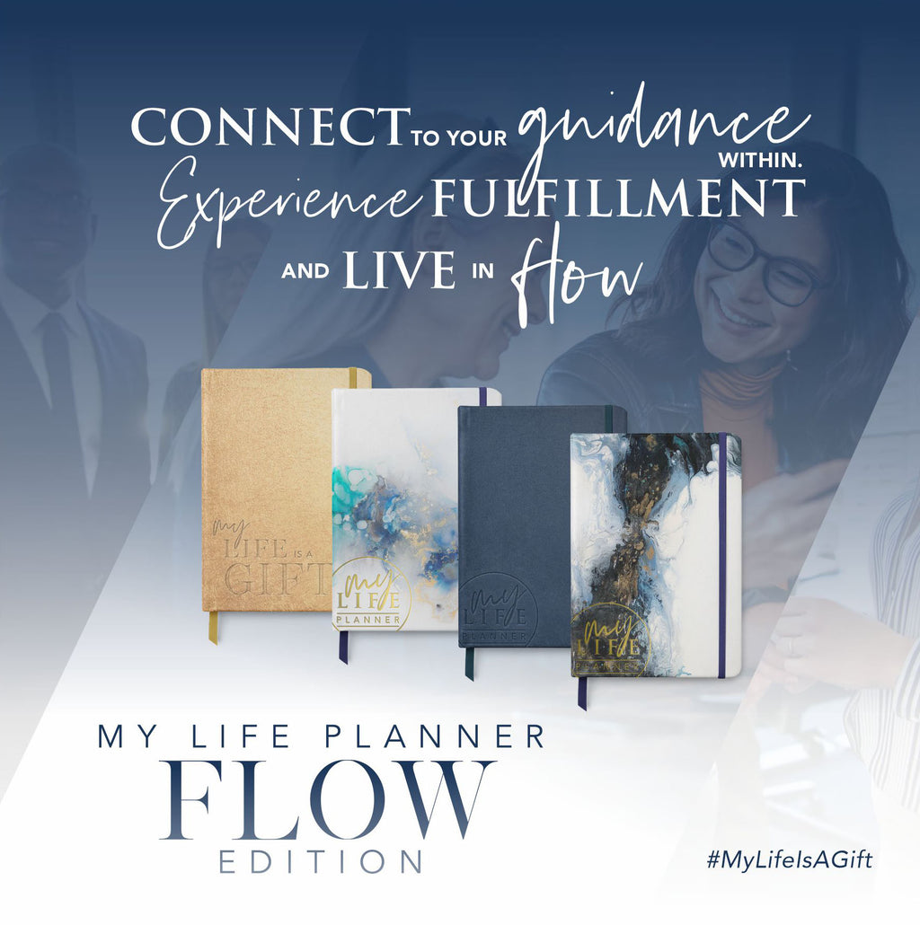 **Not in stock Pre-order Only**Flow Edition Planner • JMS