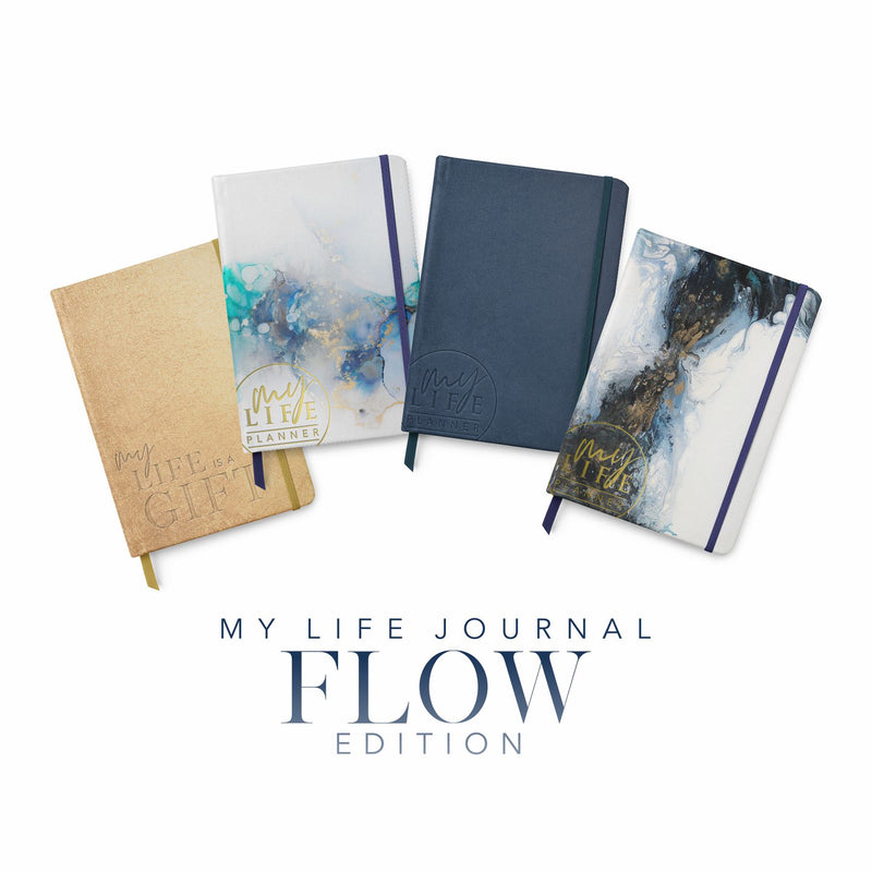 Flow Edition Journal • Indigo Blue