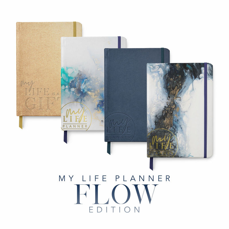 Flow Edition Planner • Indigo Blue