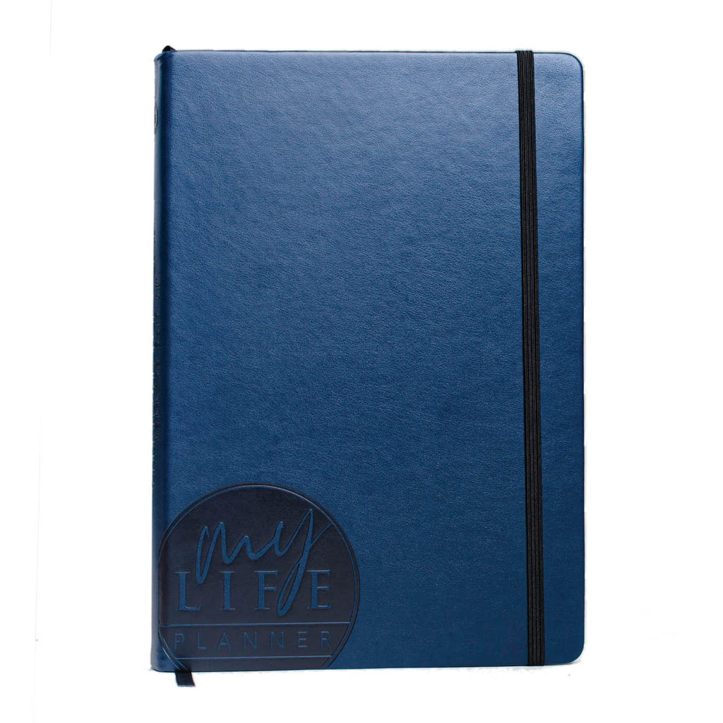 Leadership Edition Planner • Indigo Blue