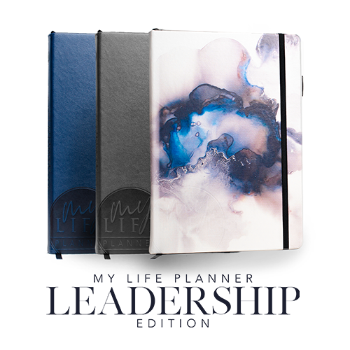 Leadership Edition Planner • Black Onyx