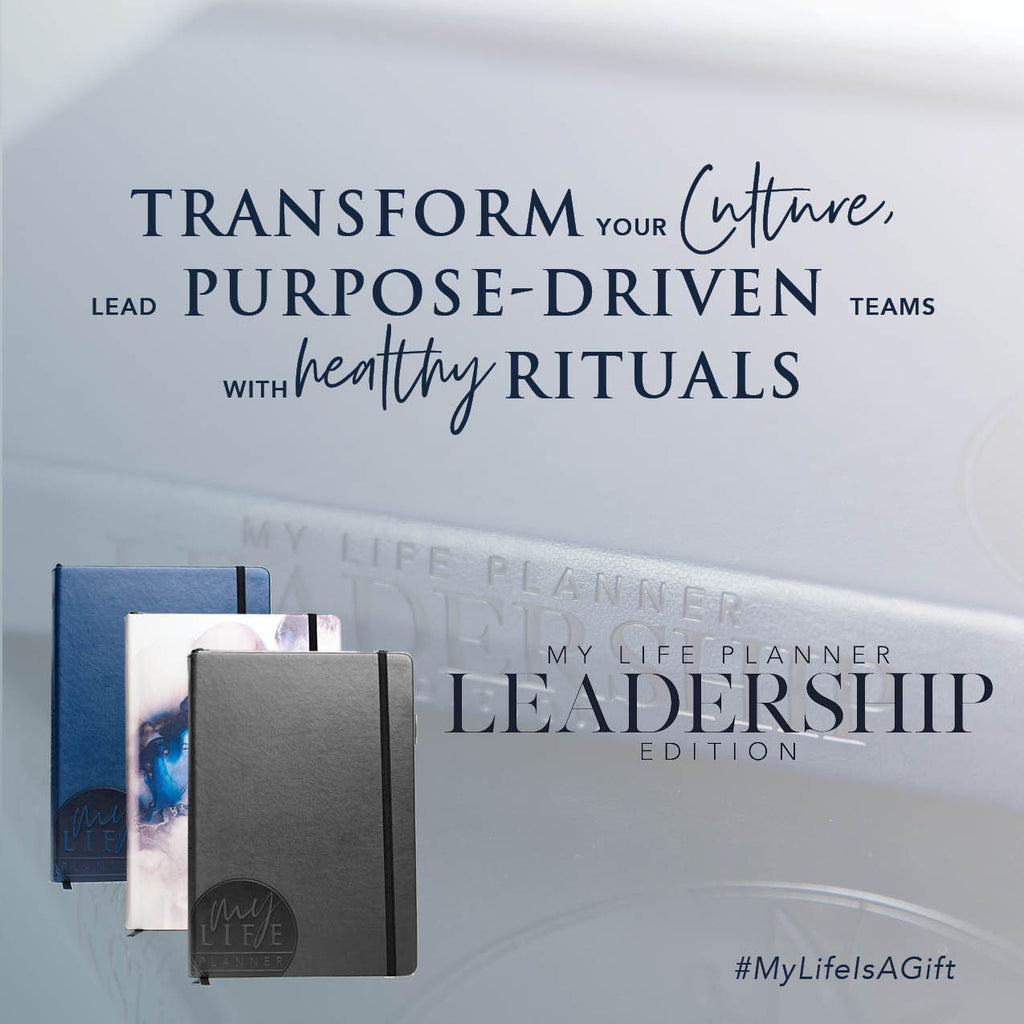 Leadership Edition Planner • JMS