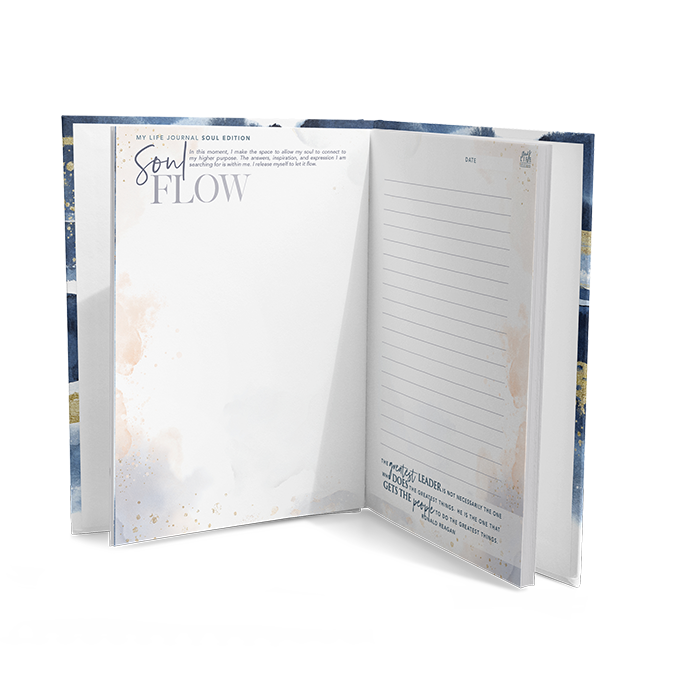 Soul Edition Journal • Signature MLP
