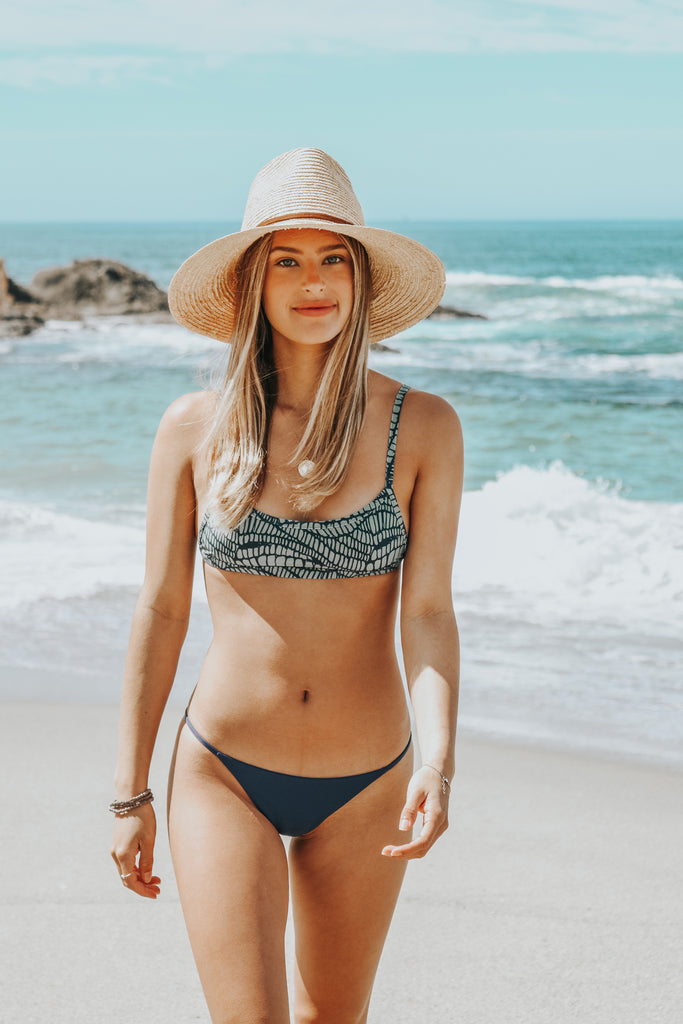 Itsy Bitsy bottom | Pacific-Swimwear bottom-Raw X Salt
