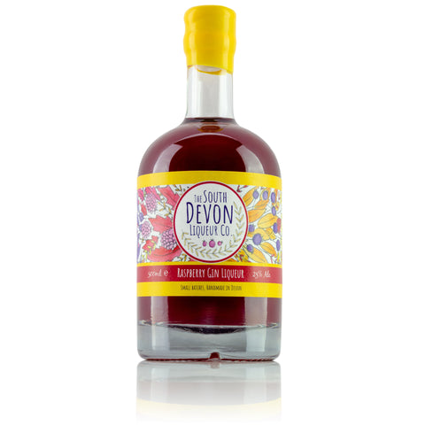 Raspberry Gin Liqueur 500ml