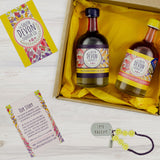 Personalised Bottle Tag Gift Set