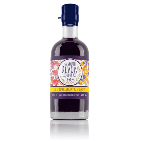 Spiced Blackcurrant Gin Liqueur 350ml