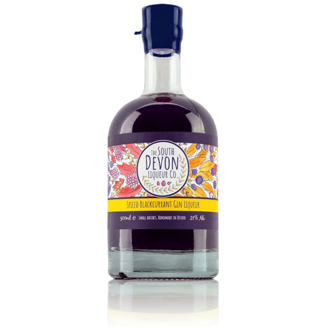 Spiced Blackcurrant Gin Liqueur 500ml