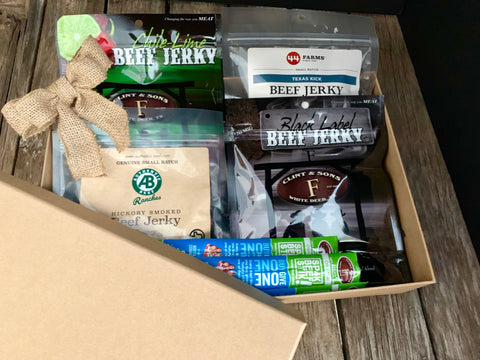 Extra Large Beef Jerky Gift Box