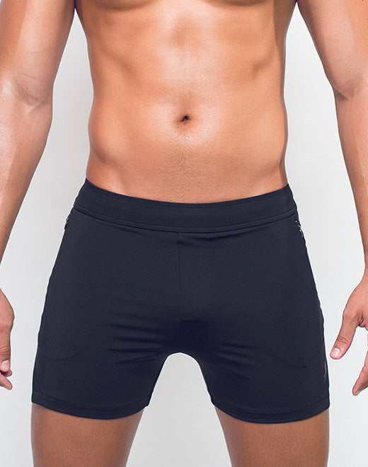 Spectrum Running Shorts - Black