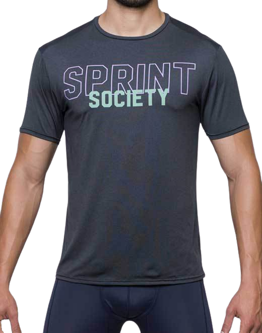 SUPA T-Shirt - Sprint Society