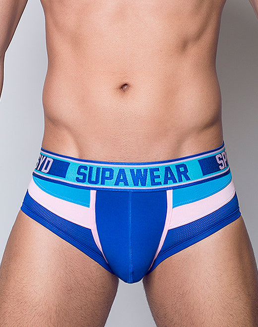 Galaxy Brief Underwear - Nebula Blue